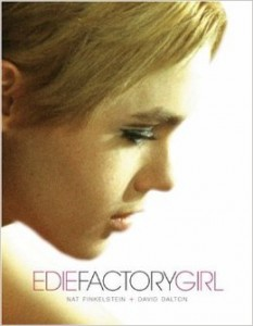 Edie Sedgwick Books: cover of the book Edie: Factory Girl