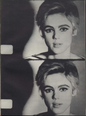 Screen Test, Edie Sedgwick