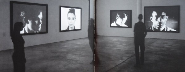 *Andy Warhol: Motion Pictures,* KW ICA, Berlin, 2004, Installation View