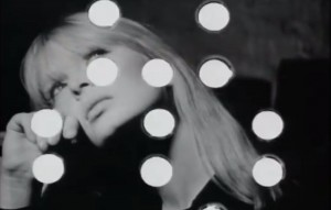 Nico's Screen Test: Andy Warhol, The Factory, Screen Test, Nico, 1966