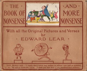 Nonsense Day: The Book of Nonsense, Edward Lear